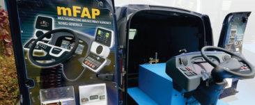 Samochód demonstracyjny do prezentacji FAP