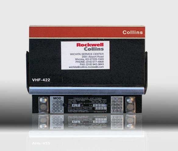 VHF 422