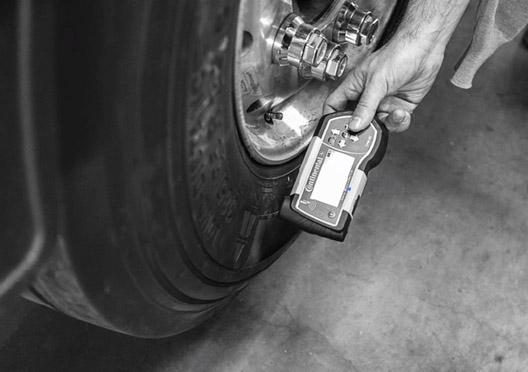 Drabpol, Continental, conti pressure check, system CPC, system monitorowania ciśnienia i temperatury w oponach