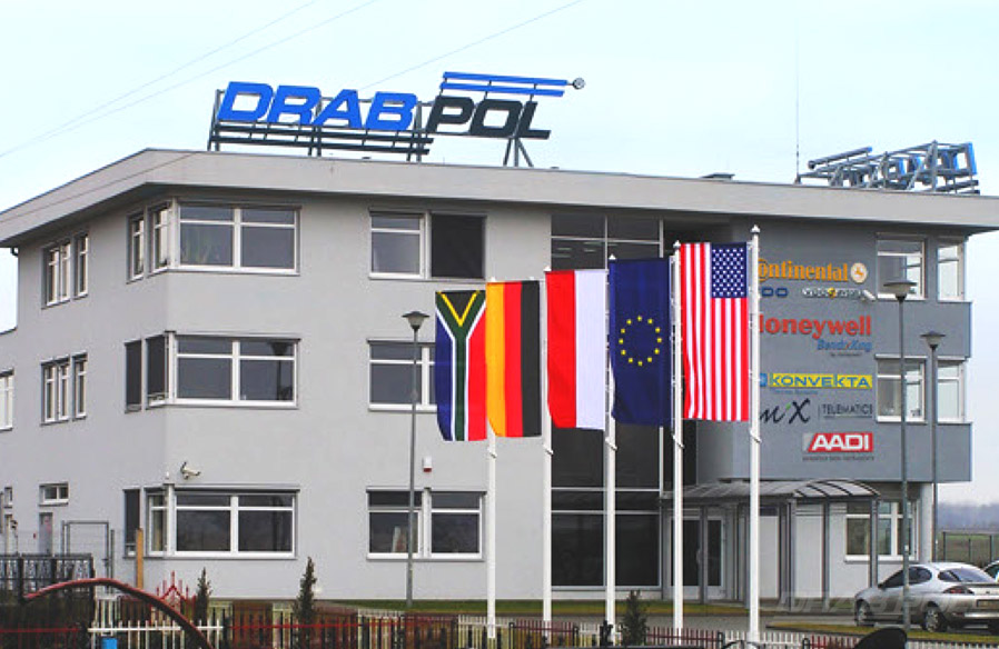 Drabpol Headquarters 2006