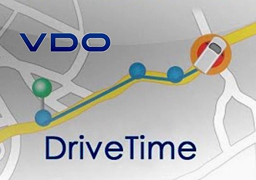 Drabpol, telematyka, VDO DriveTime App