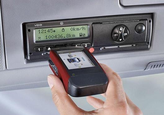 Drabpol, Mobilny klucz do pobierania danych, DLKPro TIS Compact EE