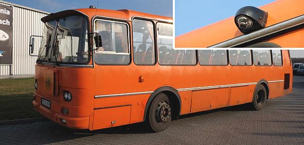 Drabpol, system kontroli, ProViu, autobus szkolny