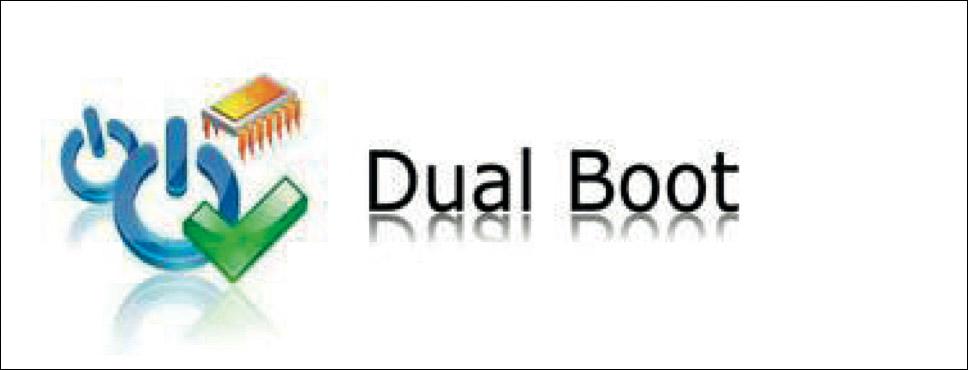 Drabpol, funtoro, Dual Boot