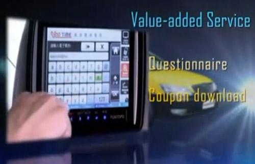 drabpol, funtoro, systemy multimedialne do taksówek