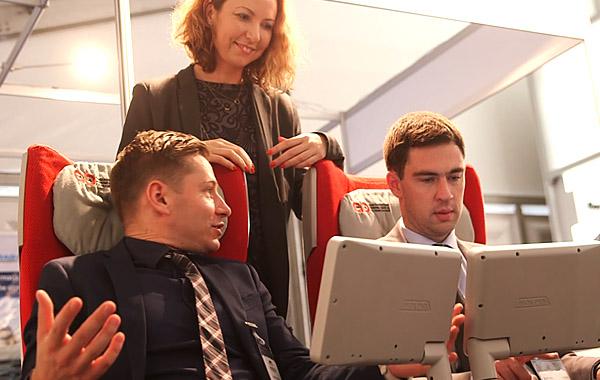 drabpol, system multimedialny Funtoro, Międzynarodowe Targi Kolejowe TRAKO 2015