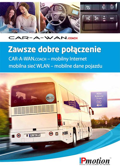IPmotion, car-a-wan, mobilny internet