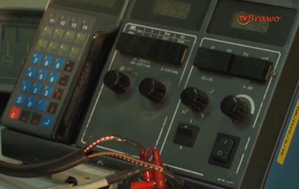 drabpol, Laboratorium Analiz Zapisów z Tachografów
