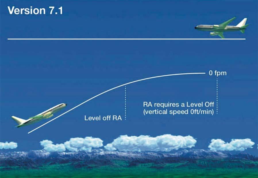 TCAS 7.1, Adjust Vertical Speed Adjust