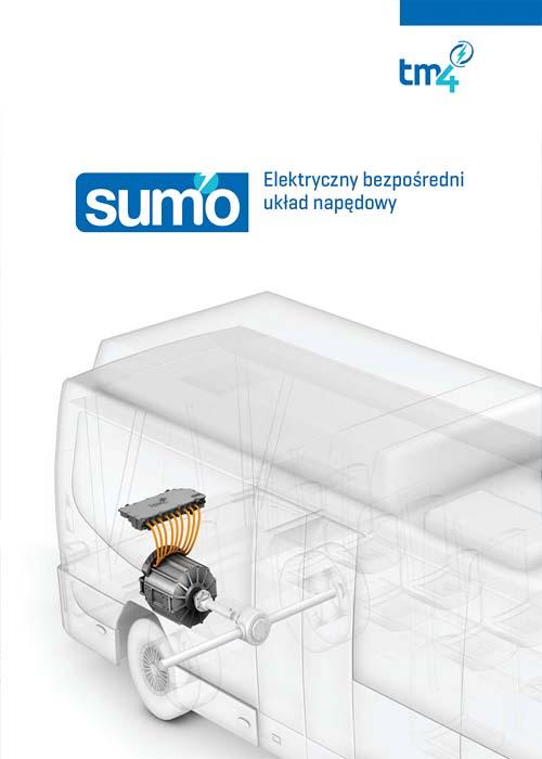 TM4 SUMO elektryczny bezpośredni układ napędowy