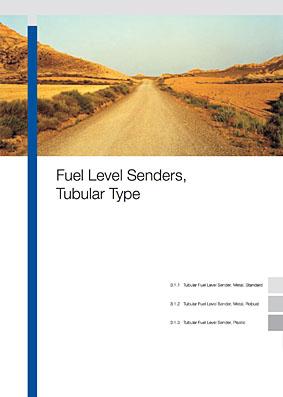 drabpol, Continental VDO, czujniki poziomu paliwa, fuel level senders
