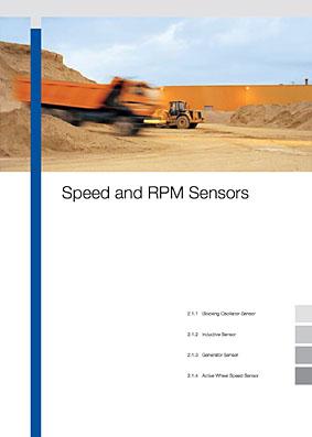 drabpol, Continental VDO, czujniki prędkości speed rpm sensors
