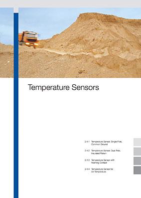 drabpol, Continental VDO, czujniki temperatury, temperature sensors