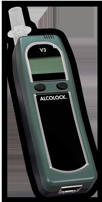 Drabpol, Alcolock V3, blokada alkoholowa