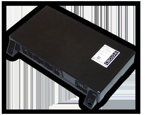 Drabpol, Continental, komputer centralny CBCU 3 E