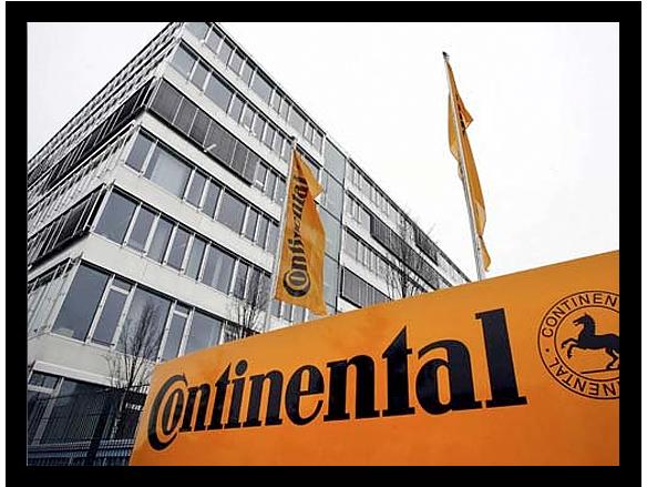 Continental VDO, siedziba firmy