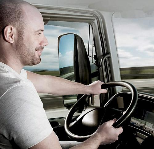 Drabpol, Continental, wyświetlacze, kierowca