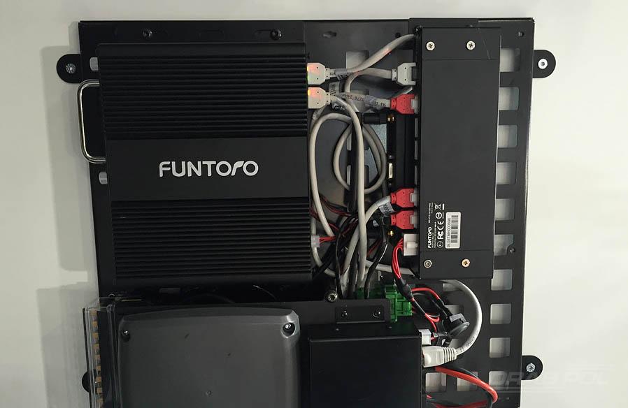 WiMOD Wireless Multimedia System