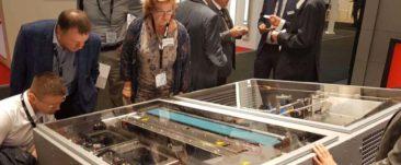 Международная выставка INNOTRANS в Берлине