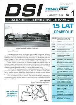 drabpol, kwartalnik firmowy nr (1)