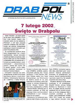 drabpol, kwartalnik firmowy nr (16)