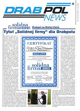 drabpol, kwartalnik firmowy nr (27)