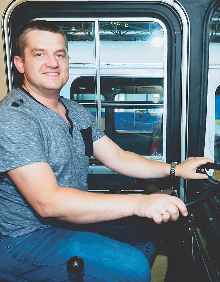 Łukasz Gładysiewicz, Autosan