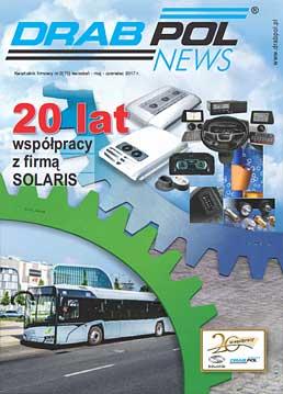 Drabpol News, kwartalnik firmowy nr 2 (75)