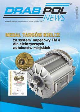 Drabpol News, kwartalnik firmowy nr 4 (81)