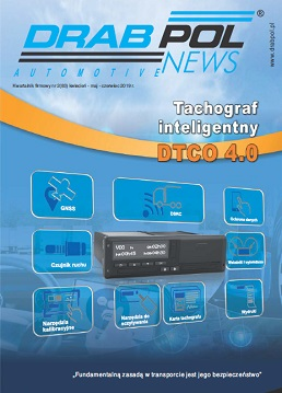 Drabpol News Automotive, kwartalnik firmowy nr 2 (83)