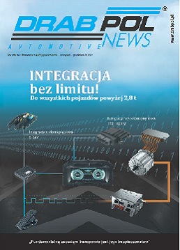 Drabpol News Automotive, kwartalnik firmowy nr 4 (85)