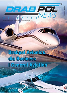 Drabpol News Avionics, kwartalnik firmowy nr 1 (82)