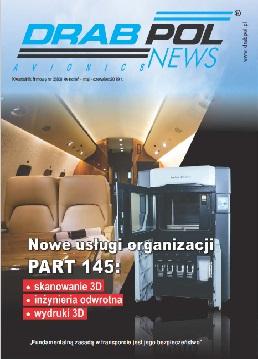 Drabpol News Avionics, kwartalnik firmowy nr 2 (83)