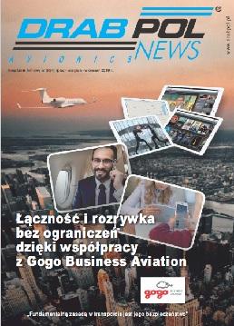 Drabpol News Avionics, kwartalnik firmowy nr 3 (84)