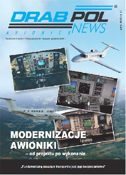 Drabpol News Avionics, kwartalnik firmowy nr 4 (85)