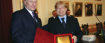 Pierwszy Diament do Złotej Statuetki, Lider Polskiego Biznesu