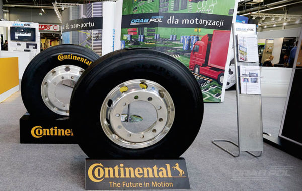 Continental tires with CPC