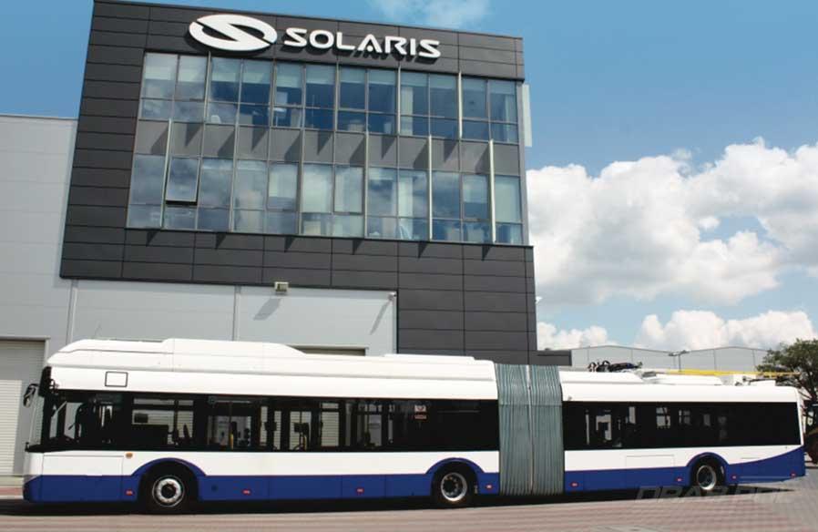 Solaris Trollino Konvekta UL500EM