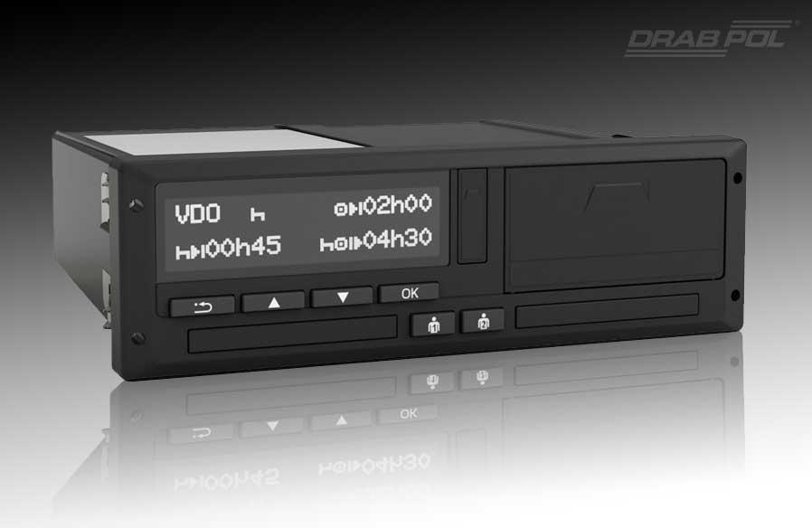 Digital tachograph DTCO 3.0