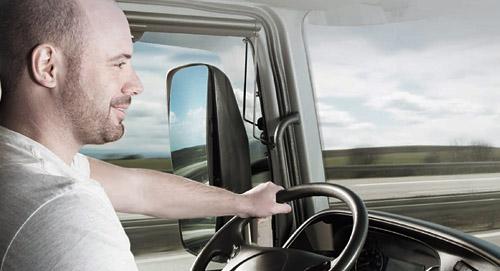 Drabpol, Continental, FAP, ergonomia pracy kierowcy