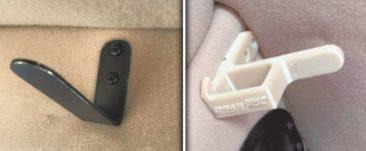 ULEPSZONE ROZWIĄZANIE – haczyki na słuchawki dla użytkowników śmigłowców Robinson R 44