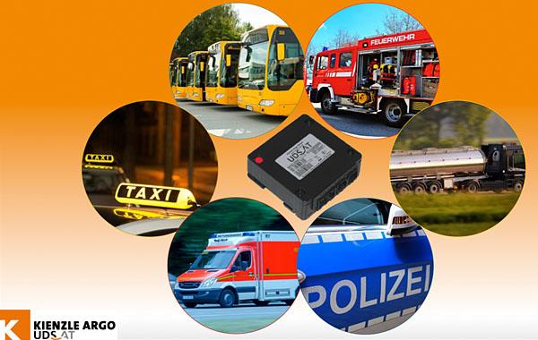 UDS Wypadkowy Rejestrator Danych, prezentacja