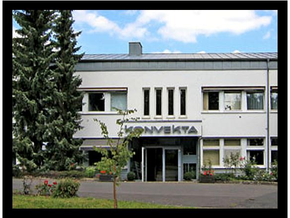 Konvekta, siedziba fabryki