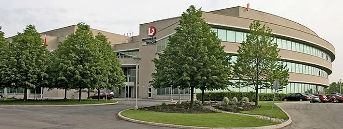 siedziba firmy L-3 Wescam