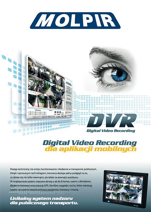 drabpol, molpir, DVR, System monitoringu dla publicznego transportu