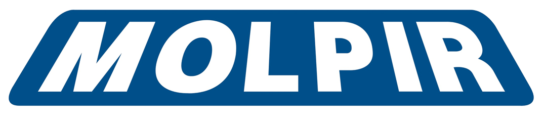 MOLPIR, systemy multimedialne, logo
