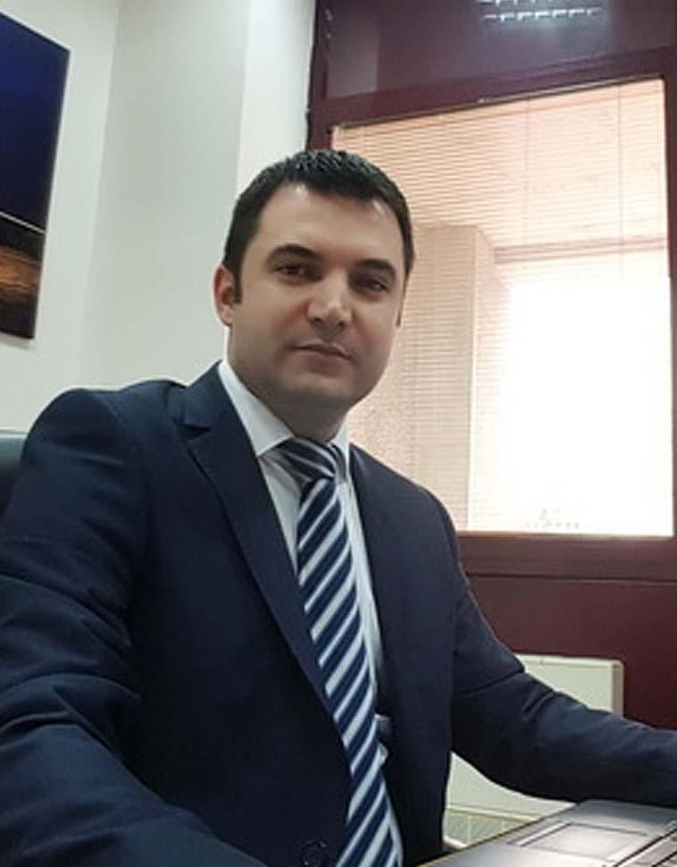 Nikola Radulović, Dyrektor Handlowy w BSS