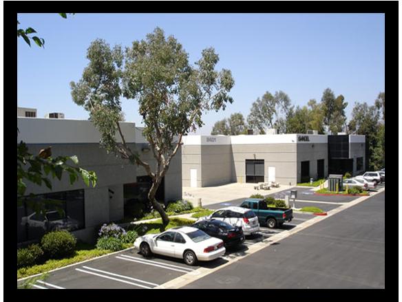 Sandel Avionics Systems, siedziba główna