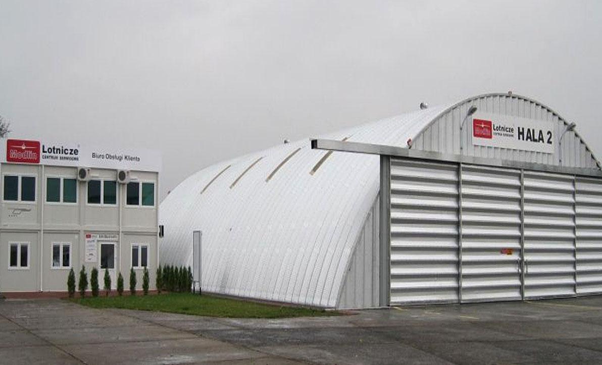 siedziba firmy Drabpol, Modlin
