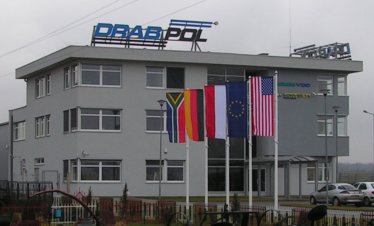 Company Headquarters in Mykanow